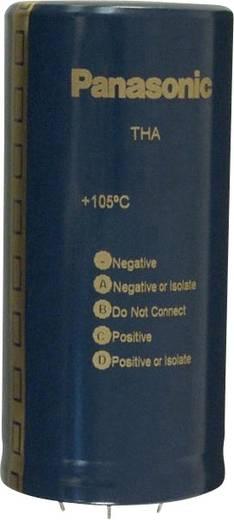 Elektrolit kondenzátor Snap-In 25 mm 1500 µ