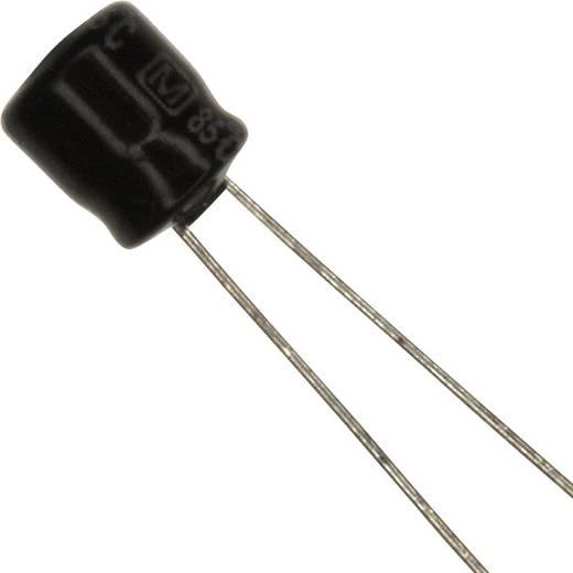 Elektrolit kondenzátor Radiális kivezetéssel 2 mm 22 µF 10 V 20 % (Ø) 5 mm Panasonic ECE-A1AKS220 1 db