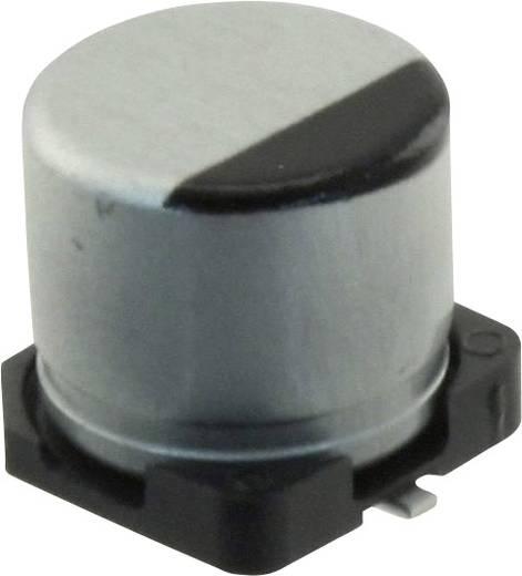 Elektrolit kondenzátor SMD 100 µF 25 V 20 % (Ø) 6.3 mm Panasonic EEE-FT1E101AP 1 db