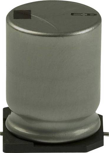 Elektrolit kondenzátor SMD 22 µF 400 V 20 % (Ø x H) 16 mm x 7.3 mm Panasonic EEV-EB2G220M 1 db