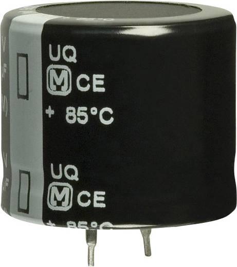 Elektrolit kondenzátor Snap-In 220 µF