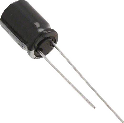 Elektrolit kondenzátor Radiális kivezetéssel 3.5 mm 330 µF 25 V 20 % (Ø) 8 mm Panasonic ECA-1EHG331 1 db