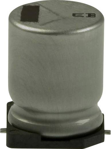 Elektrolit kondenzátor SMD 10 µF 160 V 20 % (Ø) 10 mm Panasonic EEV-EB2C100Q 1 db