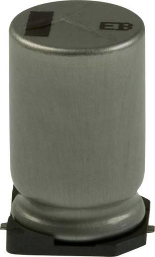 Elektrolit kondenzátor SMD 10 µF 250 V 20 % (Ø) 10 mm Panasonic EEV-EB2E100Q 1 db