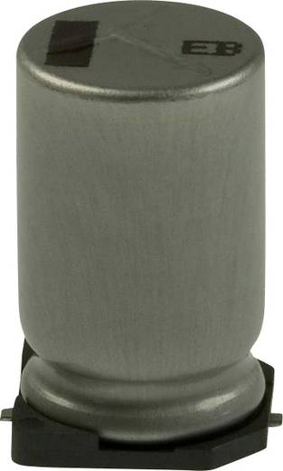 Elektrolit kondenzátor SMD 3.3 µF 450 V 20 % (Ø x H) 10 mm x 7.3 mm Panasonic EEV-EB2W3R3Q 1 db