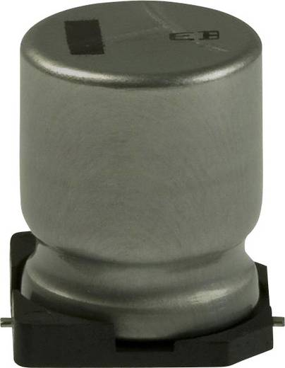 Elektrolit kondenzátor SMD 22 µF 200 V 20 % (Ø x H) 12.5 mm x 7.3 mm Panasonic EEV-EB2D220SQ 1 db