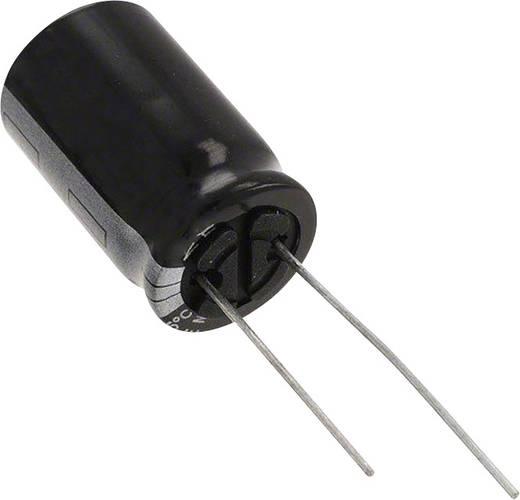 Elektrolit kondenzátor Radiális kivezetéssel 7.5 mm 100 µF 160 V 20 % (Ø) 16 mm Panasonic ECA-2CHG101 1 db