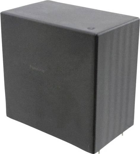 Fóliakondenzátor Radiális kivezetéssel 100 µF 500 V/DC 10 % 52.5 mm (H x Sz) 57.5 mm x 35 mm Panasonic EZP-E50107MTA 1 db