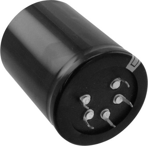 Elektrolit kondenzátor Snap-In 25 mm 39000
