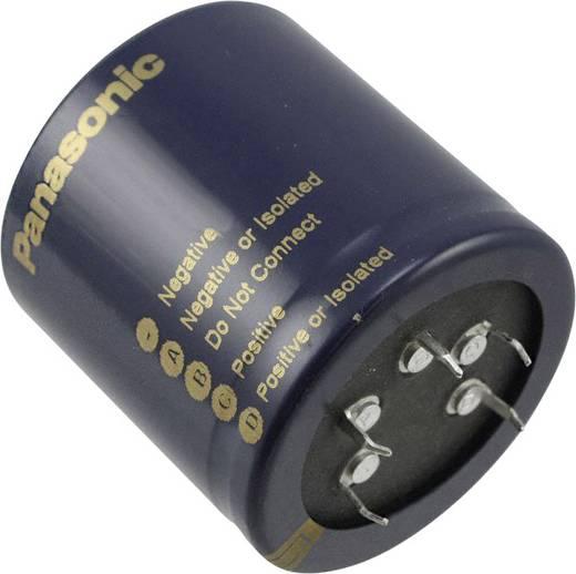 Elektrolit kondenzátor Snap-In 25 mm 5600 µF 200 V 20 % (Ø) 50 mm Panasonic ECE-P2DP562HA 1 db