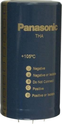 Elektrolit kondenzátor Snap-In 25 mm 1300 µF 450 V 20 % (Ø) 50 mm Panasonic ECE-P2WA132HA 1 db