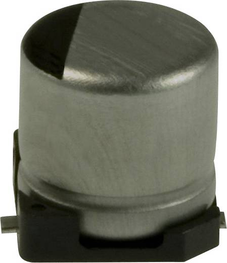 Elektrolit kondenzátor SMD 100 µF 4 V 20 % (Ø) 5 mm Panasonic EEE-0GA101SR 1 db