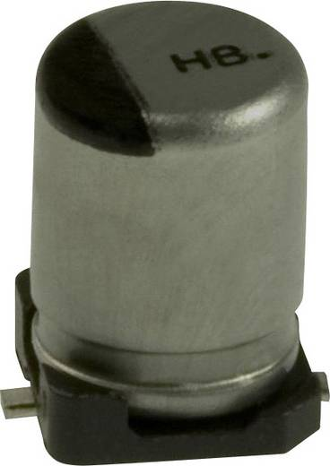 Elektrolit kondenzátor SMD 10 µF 25 V 20 % (Ø) 4 mm Panasonic EEE-HBE100UAR 1 db