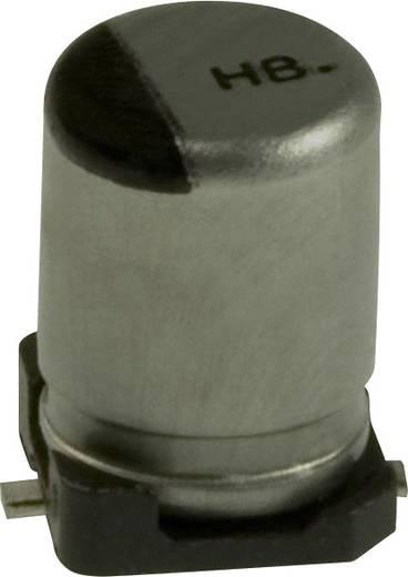 Elektrolit kondenzátor SMD 10 µF 50 V 20 % (Ø) 6.3 mm Panasonic EEE-HB1H100AP 1 db