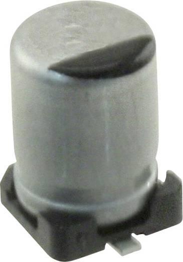 Elektrolit kondenzátor SMD 10 µF 50 V 20 % (Ø) 4 mm Panasonic EEE-FTH100UAR 1 db