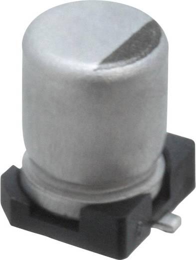 Elektrolit kondenzátor SMD 10 µF 50 V 20 % (Ø) 5 mm Panasonic EEE-FT1H100AR 1 db