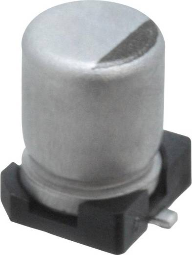 Elektrolit kondenzátor SMD 22 µF 50 V 20 % (Ø) 5 mm Panasonic EEE-FT1H220AR 1 db