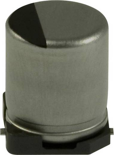 Elektrolit kondenzátor SMD 100 µF 35 V 20 % (Ø) 6.3 mm Panasonic EEE-1VA101XP 1 db