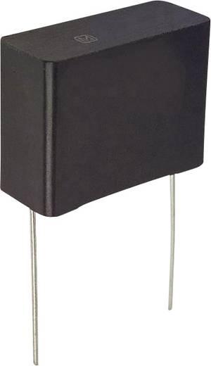 Fóliakondenzátor Radiális kivezetéssel 0.56 µF 275 V/AC 20 % 22.5 mm (H x Sz) 25.5 mm x 10.5 mm Panasonic ECQ-U2A564ML 1 db