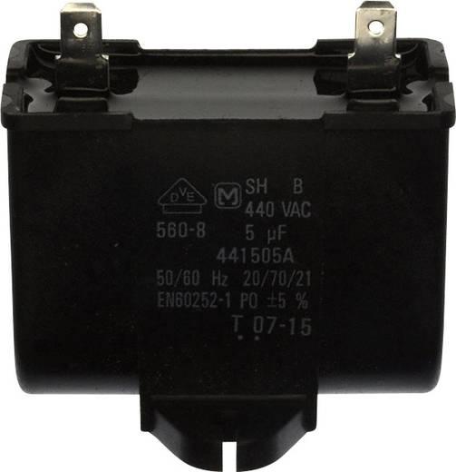 Fóliakondenzátor 5 µF 440 V/AC 10 % (H x Sz) 50 mm x 26.7 mm Panasonic DS441505-BA 1 db