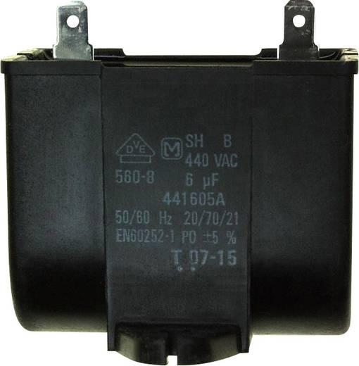 Fóliakondenzátor 6 µF 440 V/AC