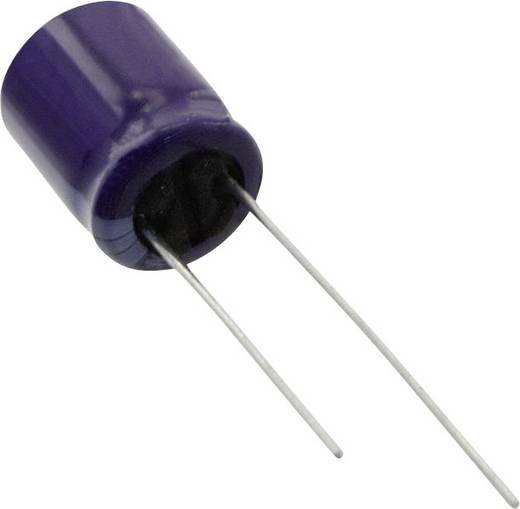 Elektrolit kondenzátor Radiális kivezetéssel 5 mm 470 µF 35 V 20 % (Ø) 10 mm Panasonic ECA-1VM471 1 db