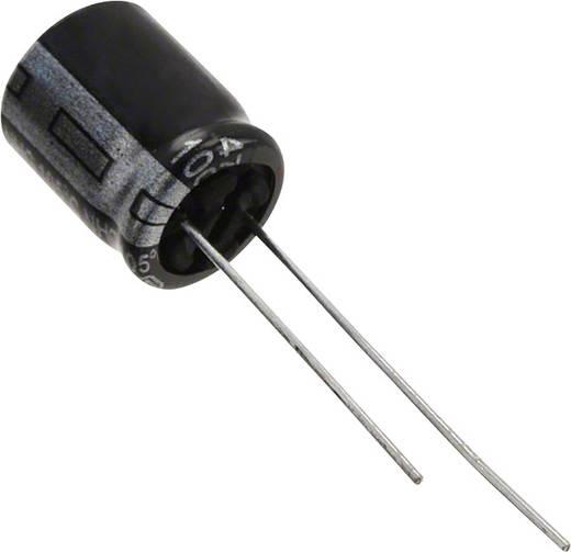 Elektrolit kondenzátor Radiális kivezetéssel 5 mm 100 µF 100 V 20 % (Ø) 10 mm Panasonic ECA-2AHG101 1 db