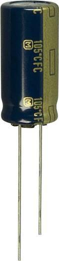 Elektrolit kondenzátor Radiális kivezetéssel 5 mm 390 µF 35 V 20 % (Ø) 10 mm Panasonic EEU-FC1V391 1 db