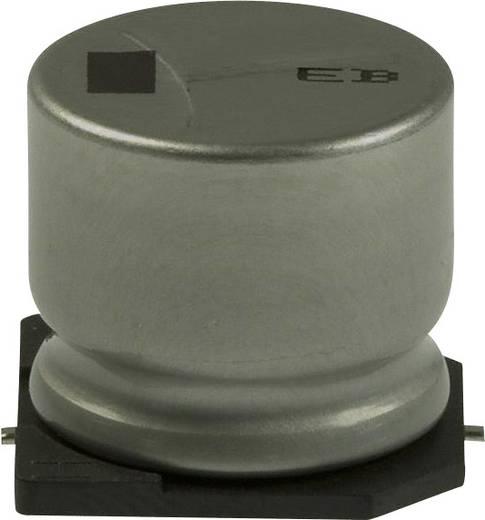 Elektrolit kondenzátor SMD 22 µF 350 V 20 % (Ø x H) 18 mm x 7.3 mm Panasonic EEV-EB2V220SM 1 db