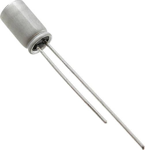 Elektrolit kondenzátor Radiális kivezetéssel 2 mm 560 µF 2.5 V 20 % (Ø) 5 mm Panasonic 2SEPC560MZ 1 db