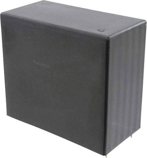 Fóliakondenzátor Radiális kivezetéssel 75 µF 500 V/DC 10 % 52.5 mm (H x Sz) 57.5 mm x 30 mm Panasonic EZP-E50756MTA 1 db