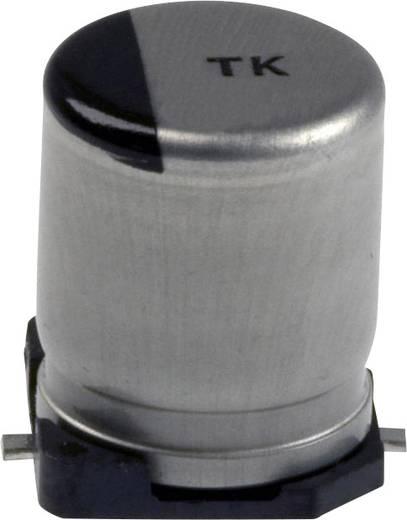 Elektrolit kondenzátor SMD 220 µF 25 V 20 % (Ø) 8 mm Panasonic EEE-TK1E221UP 1 db
