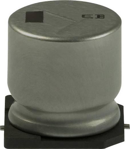 Elektrolit kondenzátor SMD 10 µF 350 V 20 % (Ø x H) 16 mm x 7.3 mm Panasonic EEV-EB2V100SM 1 db