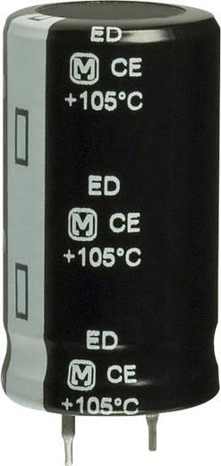 Elektrolit kondenzátor Snap-In 10 mm 120 µF
