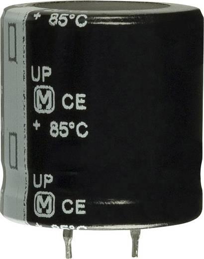 Elektrolit kondenzátor Snap-In 10 mm 15000 µF 25 V 20 % (Ø) 30 mm Panasonic ECO-S1EP153DA 1 db