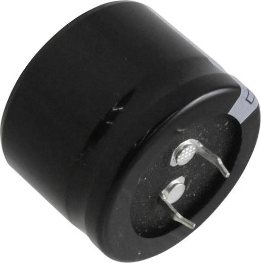 Elektrolit kondenzátor Snap-In 10 mm 12000 µF 25 V 20 % (Ø x H) 35 mm x 7.3 mm Panasonic ECO-S1EA123EA 1 db