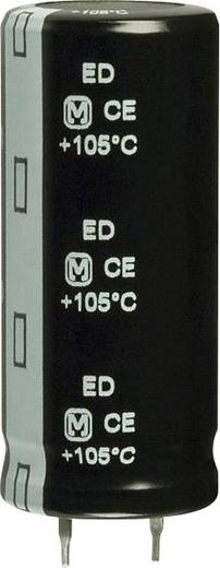 Elektrolit kondenzátor Snap-In 10 mm 220 µF