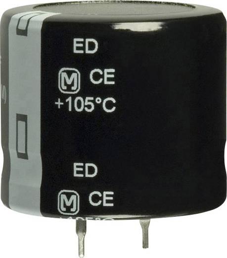 Elektrolit kondenzátor Snap-In 10 mm 120 µF 450 V 20 % (Ø x H) 30 mm x 7.3 mm Panasonic EET-ED2W121DA 1 db