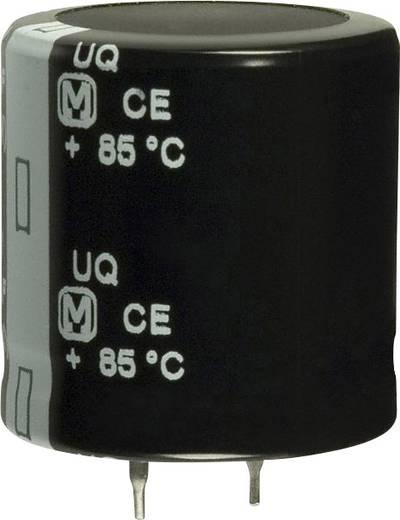 Elektrolit kondenzátor Snap-In 1200 µF 200 V 20 % (Ø) 30 mm Panasonic EET-UQ2D122DA 1 db