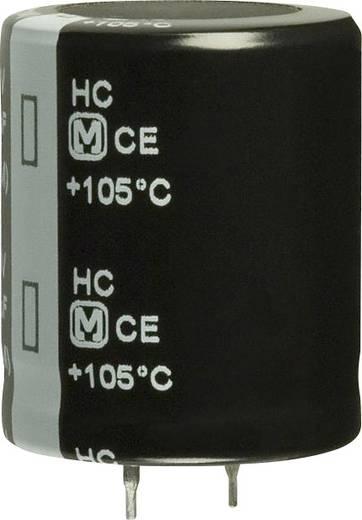 Elektrolit kondenzátor Snap-In 10 mm 820 µF