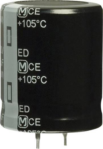 Elektrolit kondenzátor Snap-In 10 mm 1000 µF 200 V 20 % (Ø x H) 30 mm x 7.3 mm Panasonic EET-ED2D102DA 1 db