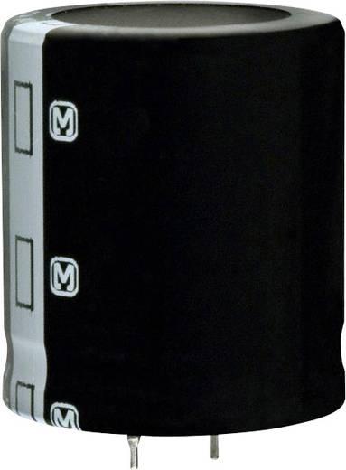 Elektrolit kondenzátor Snap-In 10 mm 39000 µF 16 V 20 % (Ø x H) 35 mm x 7.3 mm Panasonic ECO-S1CA393EA 1 db