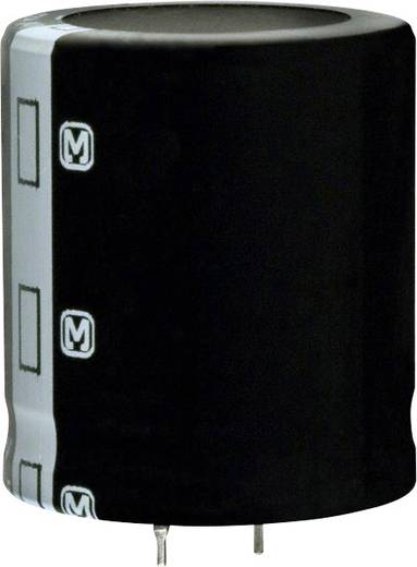 Elektrolit kondenzátor Snap-In 10 mm 39000