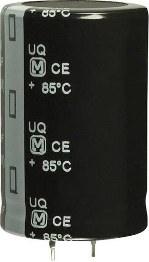 Elektrolit kondenzátor Snap-In 1800 µF