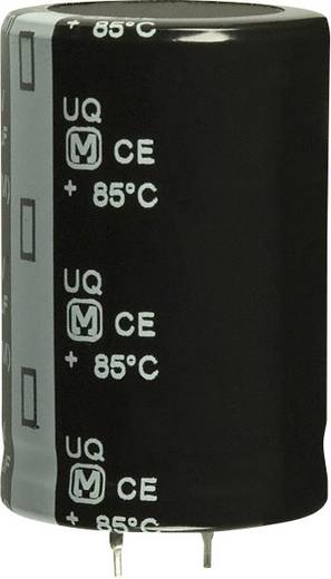 Elektrolit kondenzátor Snap-In 560 µF 420 V 20 % (Ø) 30 mm Panasonic EET-UQ2S561DA 1 db