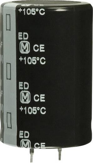 Elektrolit kondenzátor Snap-In 10 mm 390 µF