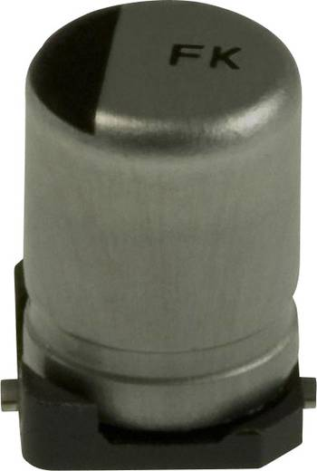 Elektrolit kondenzátor SMD 22 µF 10 V 20 % (Ø) 4 mm Panasonic EEE-FK1A220AR 1 db