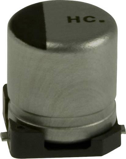 Elektrolit kondenzátor SMD 47 µF 6.3 V 20 % (Ø) 5 mm Panasonic EEE-HC0J470R 1 db
