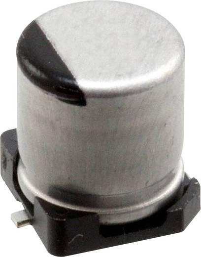 Elektrolit kondenzátor SMD 10 µF 25 V 20 % (Ø) 5 mm Panasonic EEE-HD1E100AR 1 db