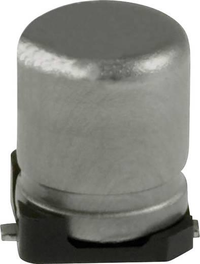 Elektrolit kondenzátor SMD 10 µF 10 V 20 % (Ø) 4 mm Panasonic ECE-V1AA100NR 1 db